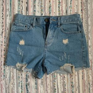 NWOT Ripped BDG Demin Shorts from Urban Outfitters